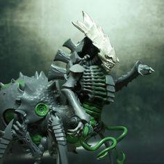 Hive Fleet Daggoth UPDATE: Hive Colossus Update! | The Tyranid Hive