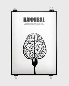 Hannibal [Ridley Scott, 2001] «Horror Movie Posters Author: Olivera Miletic»