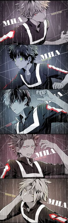 Boku No Hero No Academia