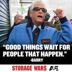 Barry Storage Wars