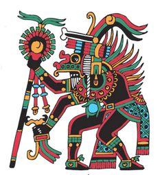 Is Bill an Aztec god?   Cartoon Amino