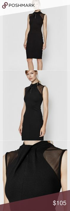 💥 NWOT FRENCH CONNECTION Black Dress Super Sexy Black Dress for all occasion, can be a casual business outfit with a jacket. ⭐NWOT. ⭐No trade. ⭐Price firm. ⭐Shipping is same day or next day.  Color depends on the screen of your💻 / 📱 Take advantage​ of 🛒5% when you bundle two or more items.👒👠👗  Thank you for visiting my closet.❣️ French Connection Dresses Midi