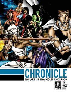 Chronicle: The Art of Jiba Molei Anderson