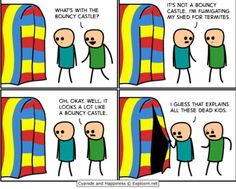 My favorite comic from Cyanide and Happiness - Imgur on imgfave