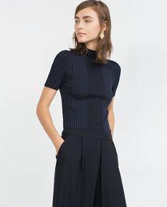 9 Zara Items Every New Yorker Would Love High Street Fashion, Court Outfit, New York Girls, Trends, Pullover, Zara Women, Zara Tops, White Fashion, Autumn Winter Fashion