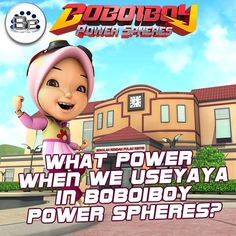 What power when we use Yaya in BoBoiBoy Power Spheres?  Don't forget to LIKE and SHARE with everyone, and please FOLLOW the other social media of 8elements on: ▶️Instagram: @8elementsid ▶️Twitter: @8elements_ID ▶️Line ID: @kxe0905j ▶️PicMix: @boboiboy_games ▶️Youtube: 8elements – We understand Games! =========================================== #BoBoiBoyGalacticHeroes #BoBoiBoy #BoBoiBoyGalaxy #GameKids #GameTeenager #teenager #mobilegames #iosgames #androidgames #BoboiBoyGalacticHeroes…