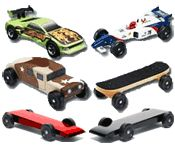 We are working on our Awana Grand Prix Cars this week.  This website has a lot of free design plans and how-to's