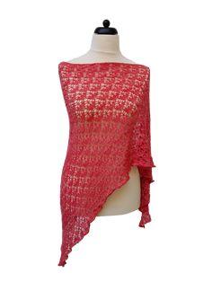 Tahiti csipkekendő nyárra | Kössünk Lányok! Tahiti, Sliders, Crocheting, Knit Crochet, One Shoulder, Knitting, Blouse, Tops, Women