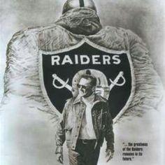 Al Davis The heart and soul of the Raiders.