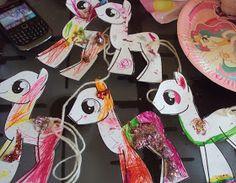 Raisie Bay: My Little Pony Party