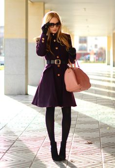30 Most Fashionable Winter Coats http://www.stylewarez.com