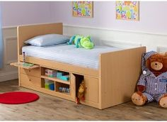 Kansas Cabin Childrens Bed