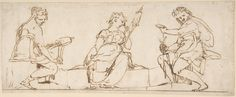 Luca Cambiaso   The Three Fates   The Met