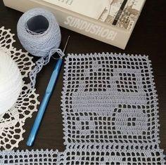 - my crochet and dantel Crochet Patterns Filet, Crochet Baby Blanket Free Pattern, Crochet Squares, Baby Knitting Patterns, Granny Squares, Thread Crochet, Crochet Doilies, Knit Crochet, Crochet Decoration