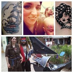 Thanks to everyone who tagged us! Here is some of the pics that you tagged us in! (both tattoos are from @citizenink)