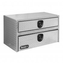 "BUYERS PRODUCTS Aluminum Toolbox with Drawer - 48/-1/2 x18x20-1/2"" $579.00 #toolbox #manufacturing www.librami.com"