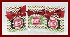 Holly Jolly Christmas Box http://www.mychicnscratch.com/2013/09/holly-jolly-christmas-box.html