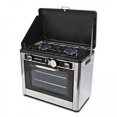 PORTABLE GAS OVEN AND COOK TOP - GREAT QUALITY SAVE $55.00!! More