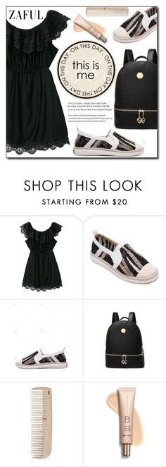 """Zaful 17/21"" by fashion-pol ❤ liked on Polyvore featuring HAY"