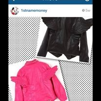 Two colors Pink and black size 2t -12youth runs small  leave size and color in notes when u checkout