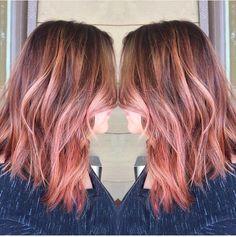 Like the multi color strands