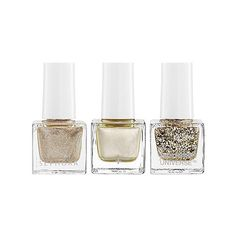 Sephora+Pantone Universe Opulent Lacquer Trio ($18) ❤ liked on Polyvore