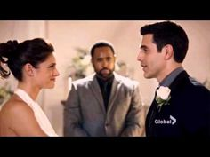 Rookie blue Andy and Sam wedding vows Rookie Blue, Wedding Vows, Blue Wedding, Andy Mcnally, Summer And Seth, Ben Bass, Blue Tv Show, Music Tv, Favorite Tv Shows