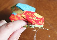 Hexagon Bracelets Sewing Tutorial