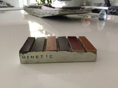Modern Soap Dish by MimeticDesire on Etsy