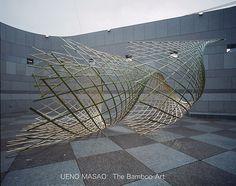 UENO MASAO - bamboo art