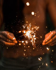 How to Take Awesome Sparkler Photos • The Blonde Abroad