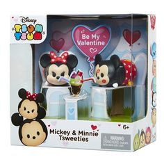 Adorable Mickey & Minnie Tsum Tsum Tsweeties for Valentine's Day