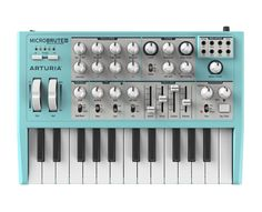 Arturia Microbrute Se Limited Edition Analog Synthesizer