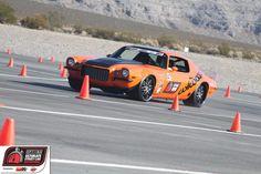 Brian Hobaugh's 1973 Camaro at the 2011 #OUSCI  www.optimainvitational.com