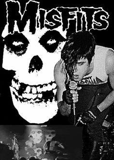 Music Love, Rock Music, Misfits Wallpaper, Heavy Metal, Misfits Band, Hybrid Moments, Danzig Misfits, Wild Animal Park, Arte Punk