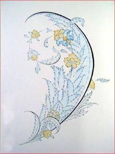 sazyolu ile ilgili görsel sonucu Batik Pattern, Pattern Art, Art Patterns, Geometric Patterns, Eastern Floral, Arabic Pattern, Islamic Patterns, Turkish Art, Arabic Art