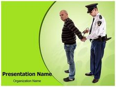 Handcuffed man powerpoint template is one of the best powerpoint police arrest powerpoint template is one of the best powerpoint templates by editabletemplates toneelgroepblik