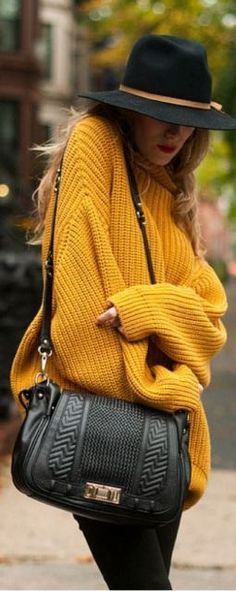 Perfect Look for Fall