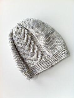 Ravelry: mkristofferson's antler hat [ farmhouse white ]