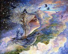 Josephine Wall | Crow's Nest