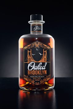 Oaked on Packaging of the World - Creative Package Design Gallery