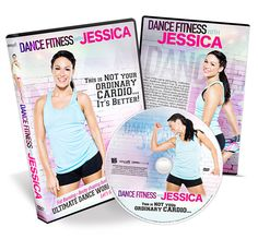 Dance Fitness With Jessica - Home Workout Series 2 – Drive35 Music Group