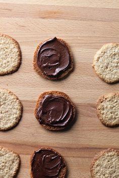 Sorry Pepperidge Farm - homemade Brussels cookies.