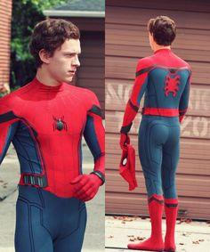 Well, I'm imagining there's only a thong under that suit.