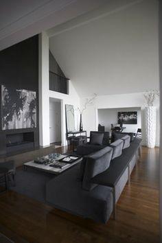 Rockridge Residence - modern - living room - vancouver - Gaile Guevara