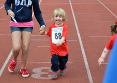 """""""I ran really fast because mummy said there was ice cream!"""" Four-year-old Temperance knew exactly why she wanted to win at her first ever British Transplant Games. Meet some of our inspiring patients who took part: http://blog.gosh.org/patientsandparents/2013-british-transplant-games/"""