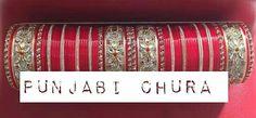 Chura design 2016 Wedding Chura, Bridal Chuda, Bridal Bangles, Wedding Rituals, Makeup Swatches, Bangle Set, Bridal Looks, Just Love, Indian