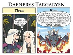 How Game Of Thrones Characters Have Changed From Season 1 To Now