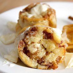 Cinnamon Roll Popovers Recipe - The Lemon Bowl