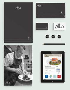 Alba St Ives by Nik Read, via Behance